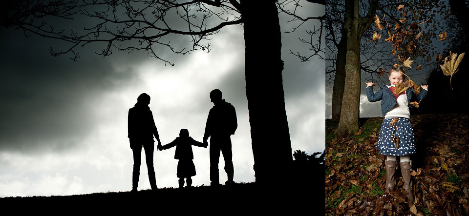 Martin Lyons Photography - Family Photoshoot