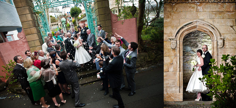 Portmeirion North Wales Venues By Martin Lyons Photography